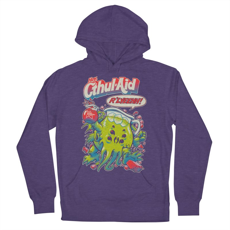 CTHUL-AID  Women's Pullover Hoody by Beastwreck