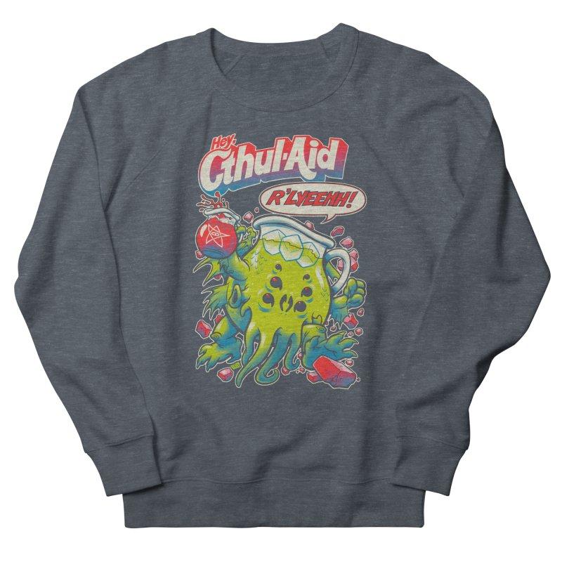 CTHUL-AID  Women's Sweatshirt by Beastwreck