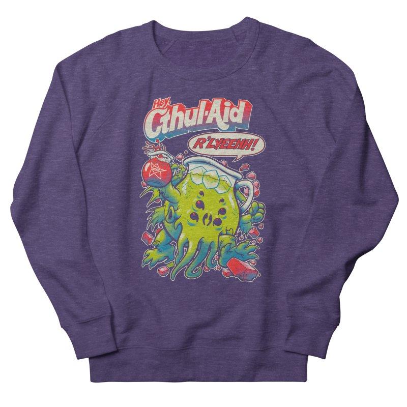 CTHUL-AID  Men's Sweatshirt by Beastwreck