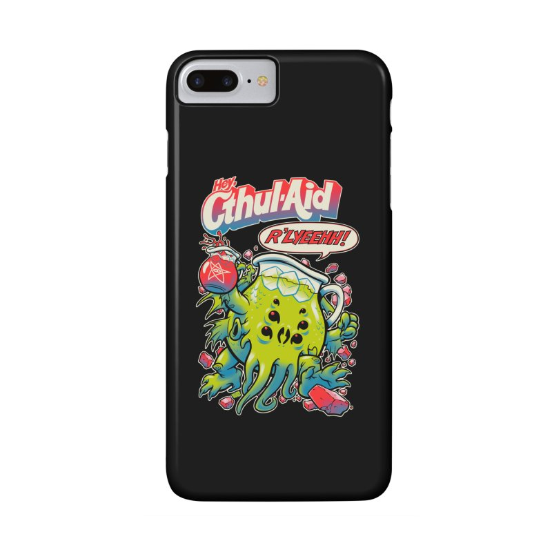 CTHUL-AID  Accessories Phone Case by Beastwreck