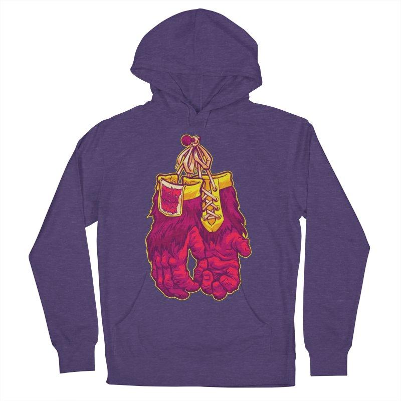 GORILLA GLOVES Women's Pullover Hoody by Beastwreck