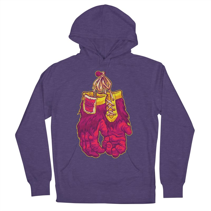 GORILLA GLOVES Men's Pullover Hoody by Beastwreck