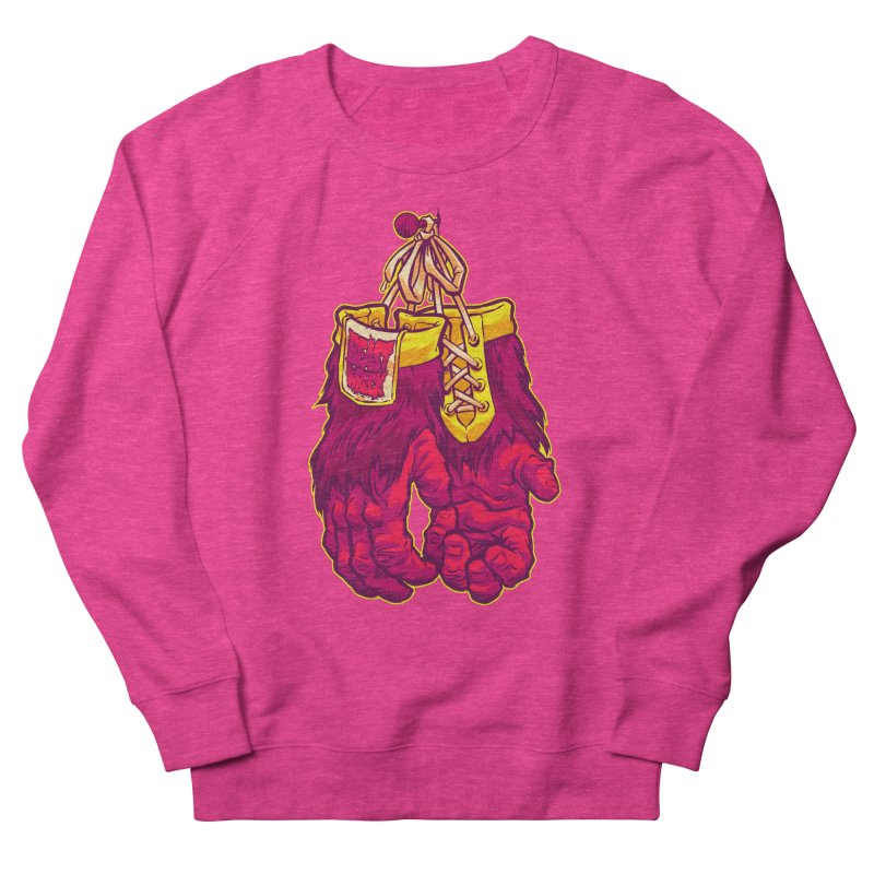 GORILLA GLOVES Women's Sweatshirt by Beastwreck