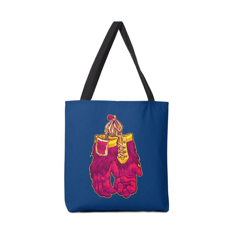 GORILLA GLOVES Accessories Bag by Beastwreck