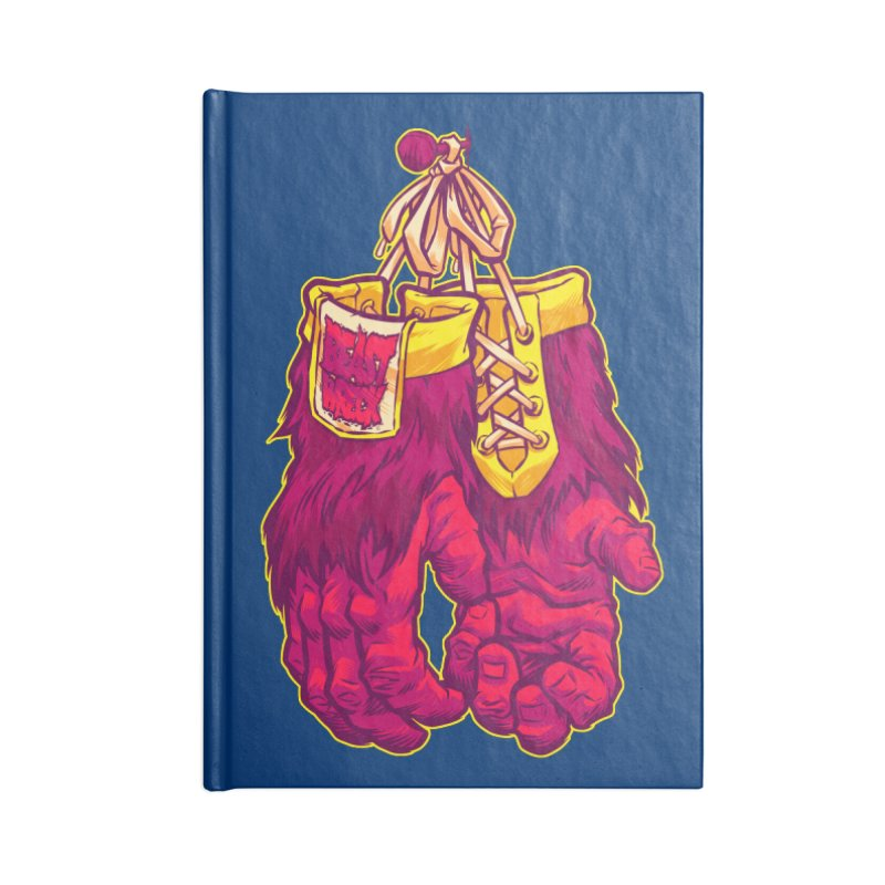 GORILLA GLOVES Accessories Notebook by Beastwreck