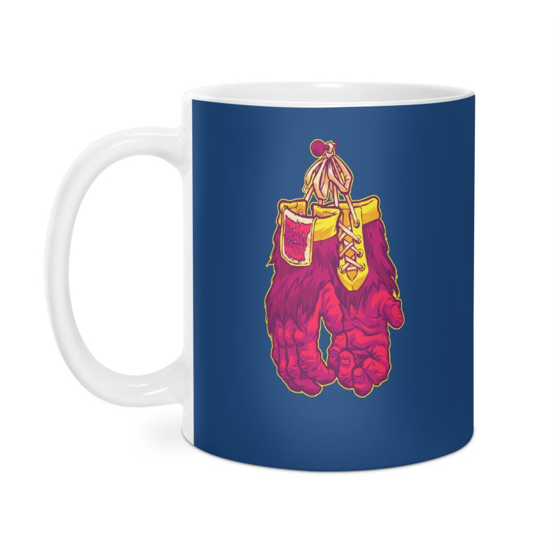 GORILLA GLOVES Accessories Mug by Beastwreck