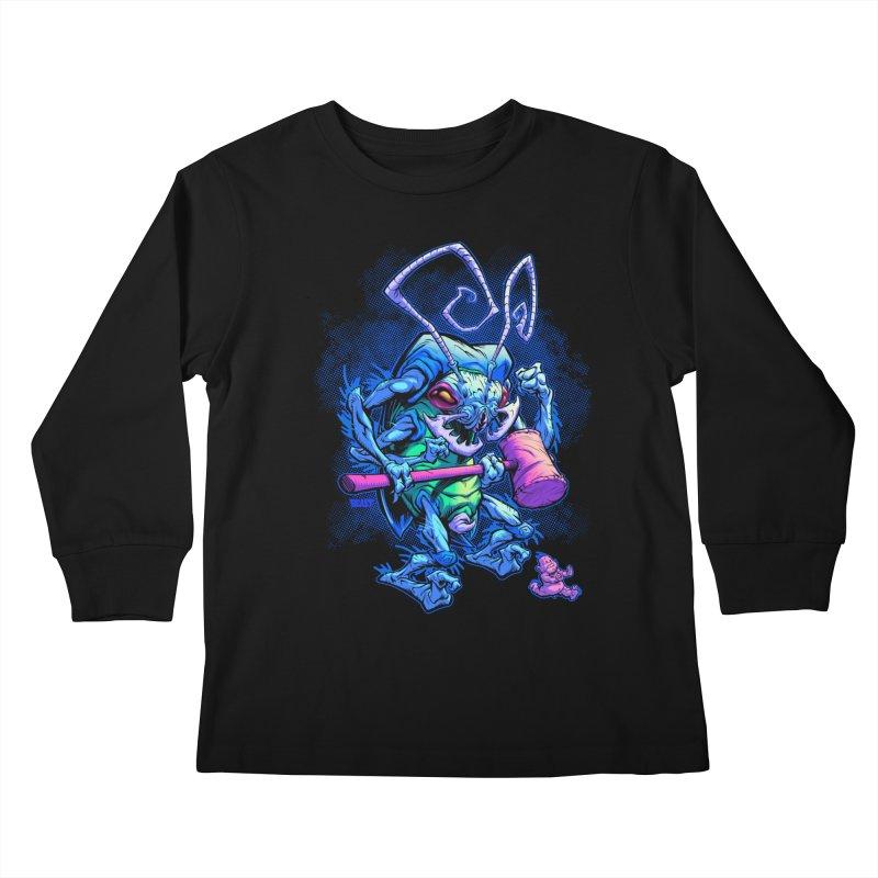 HAMMERBUG Kids Longsleeve T-Shirt by Beastwreck