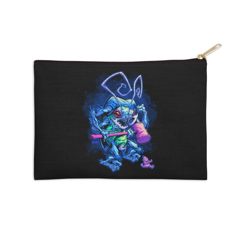 HAMMERBUG Accessories Zip Pouch by Beastwreck