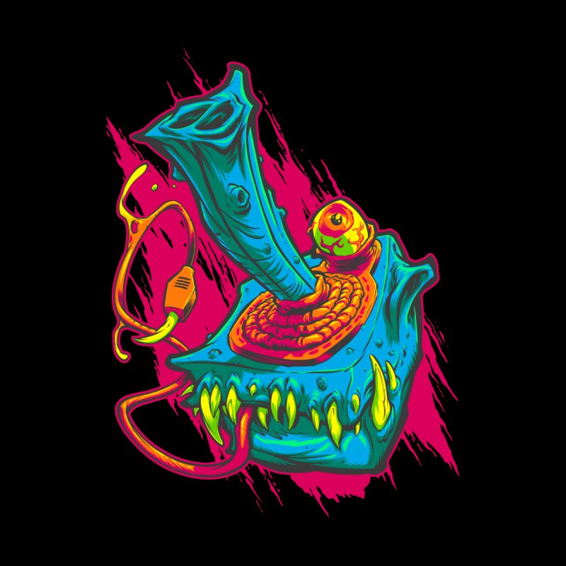 JOYSTICK MONSTER None  by Beastwreck
