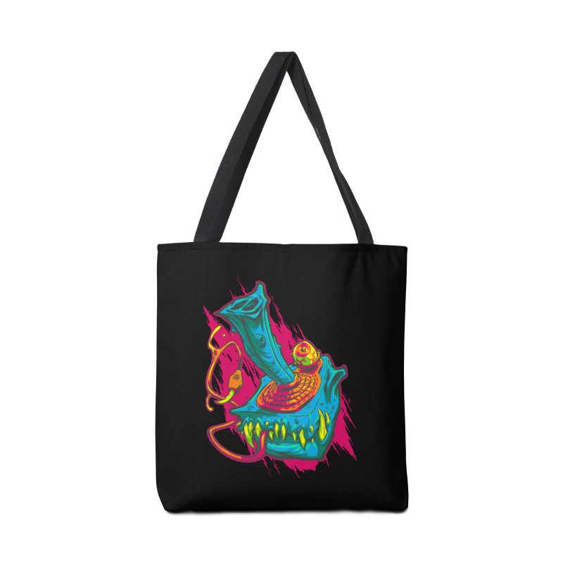 JOYSTICK MONSTER Accessories Bag by Beastwreck