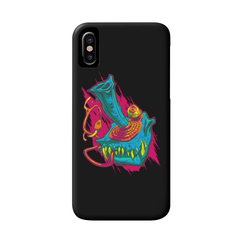 JOYSTICK MONSTER Accessories Phone Case by Beastwreck
