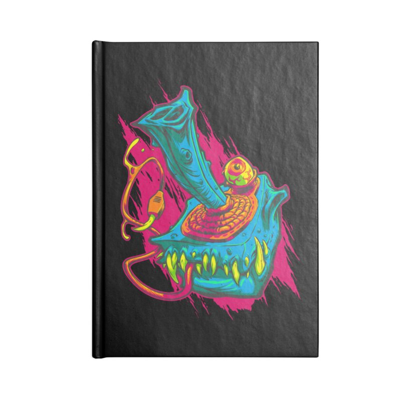 JOYSTICK MONSTER Accessories Notebook by Beastwreck