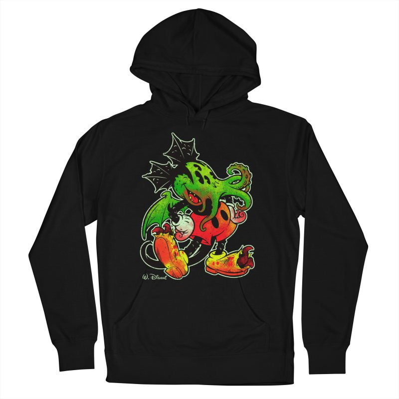 MICKTHULHU MOUSE Women's Pullover Hoody by Beastwreck