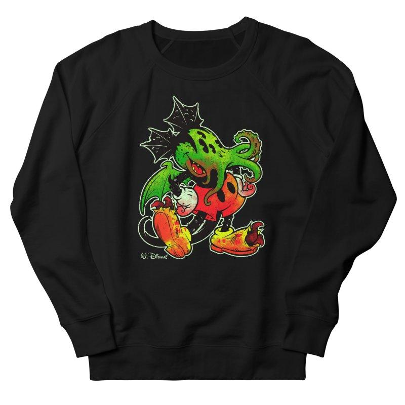 MICKTHULHU MOUSE Women's Sweatshirt by Beastwreck