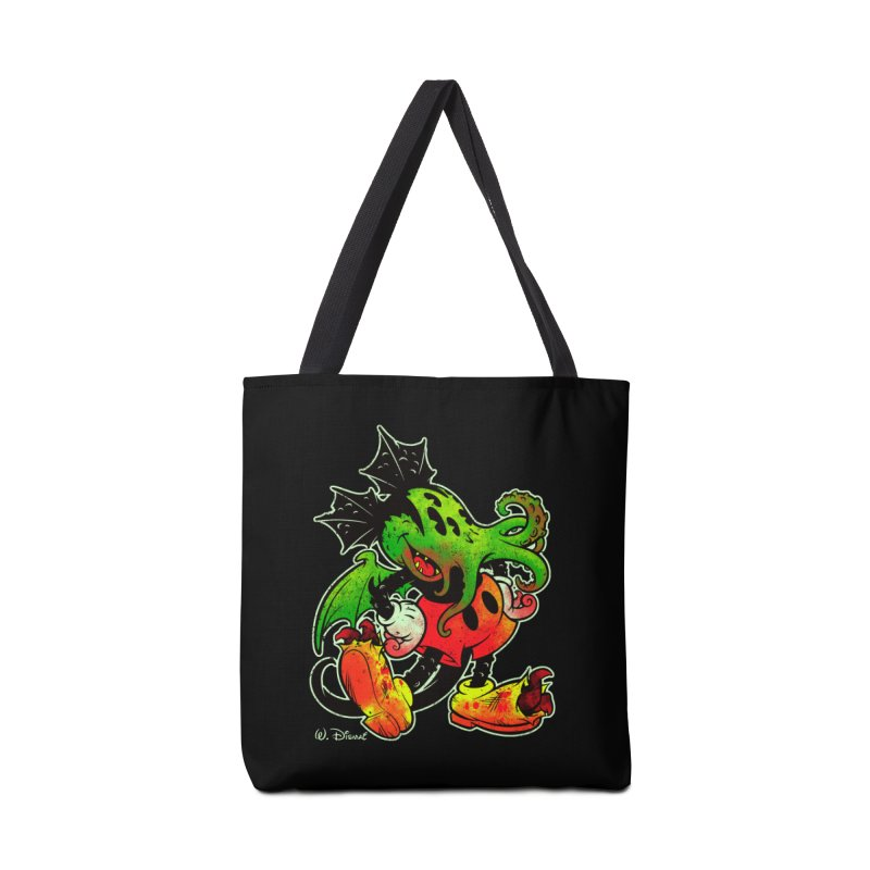 MICKTHULHU MOUSE Accessories Bag by Beastwreck
