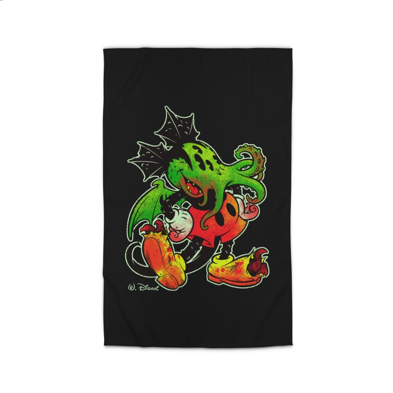 MICKTHULHU MOUSE Home Rug by Beastwreck