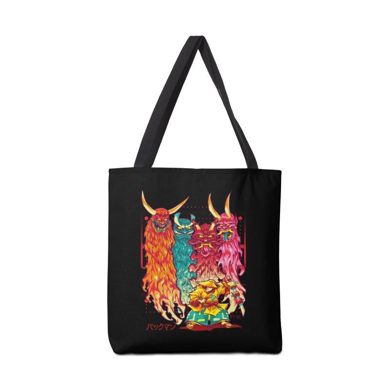PAKKU-MAN Accessories Bag by Beastwreck