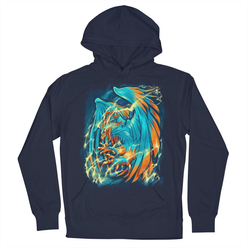 THUNDERBIRD Women's Pullover Hoody by Beastwreck