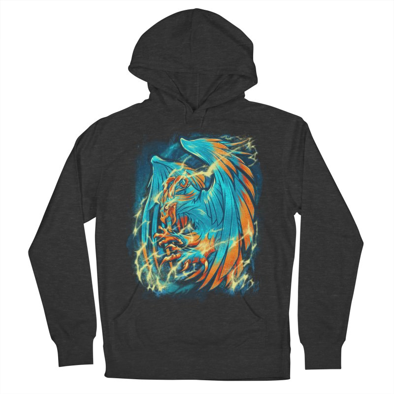 THUNDERBIRD Men's Pullover Hoody by Beastwreck