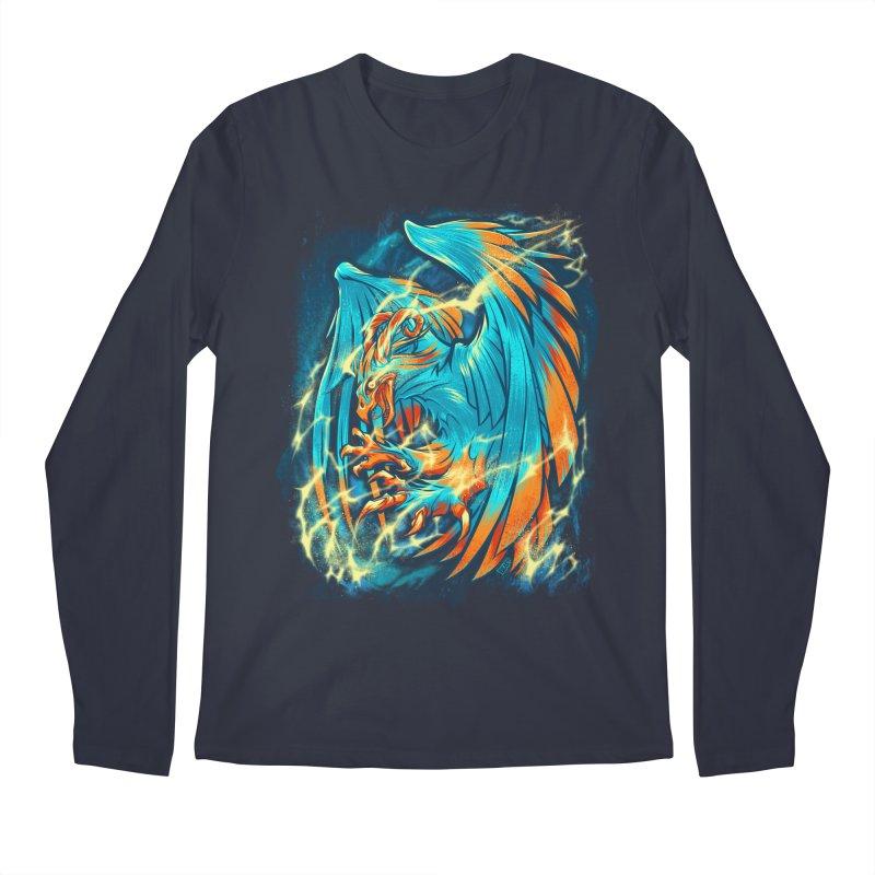 THUNDERBIRD Men's Longsleeve T-Shirt by Beastwreck