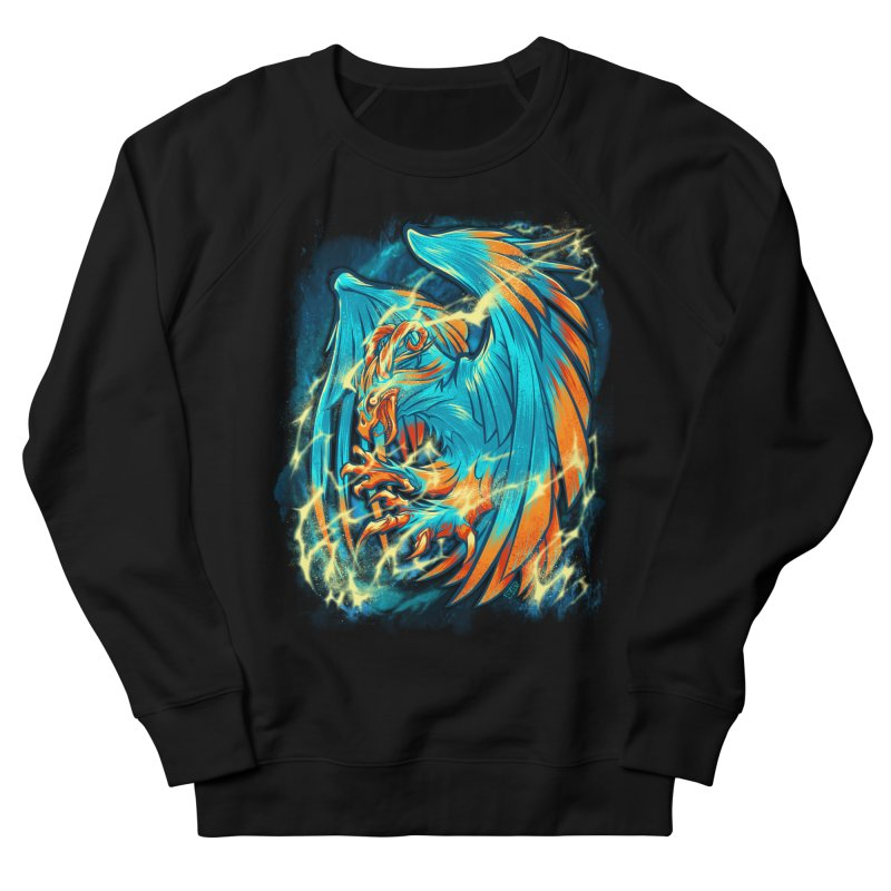 THUNDERBIRD Men's Sweatshirt by Beastwreck