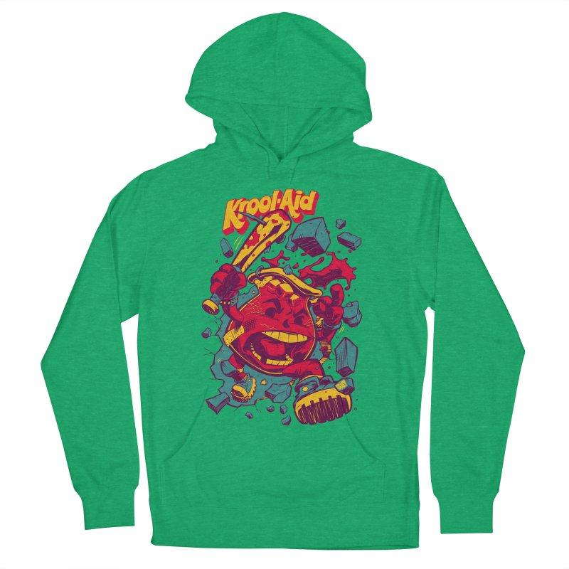 KROOL AID Men's Pullover Hoody by Beastwreck