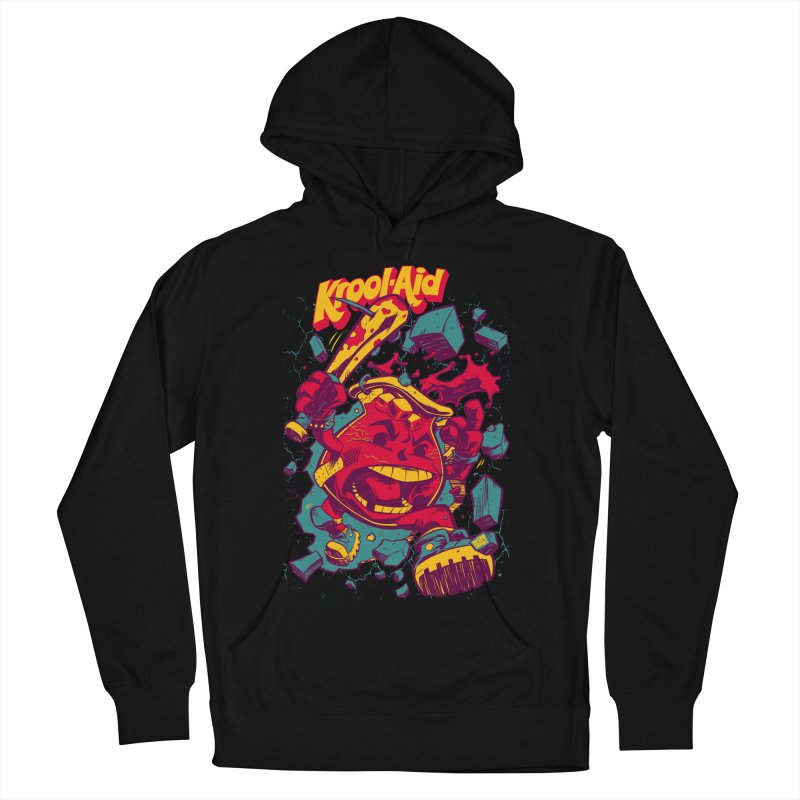 KROOL AID Men's Pullover Hoody by Beastwreck