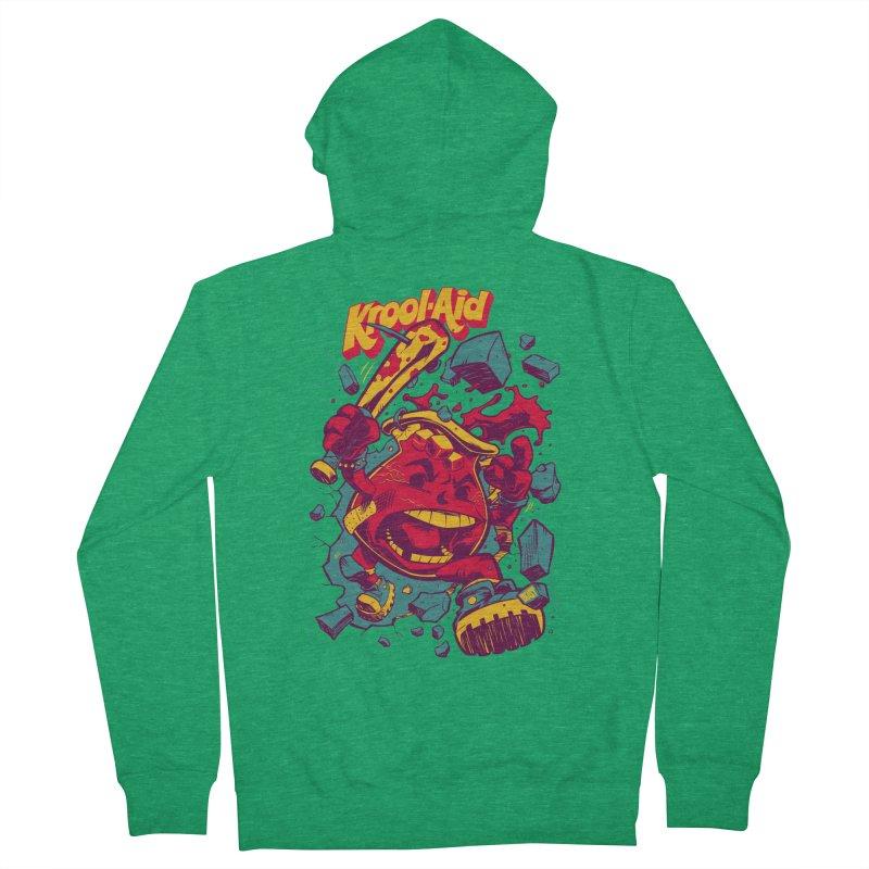 KROOL AID Women's Zip-Up Hoody by Beastwreck