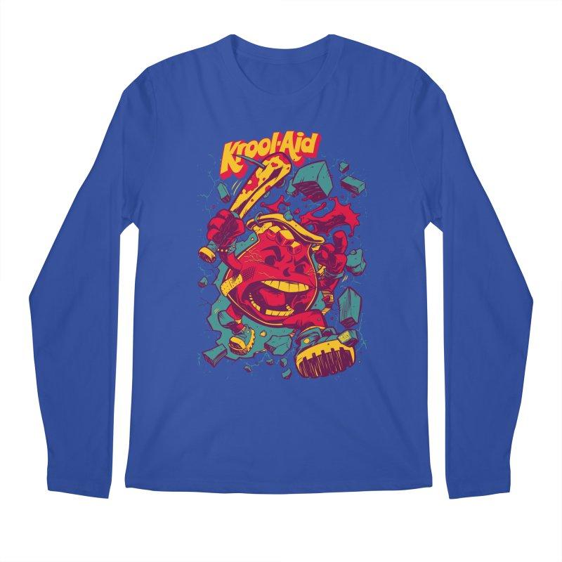 KROOL AID Men's Longsleeve T-Shirt by Beastwreck