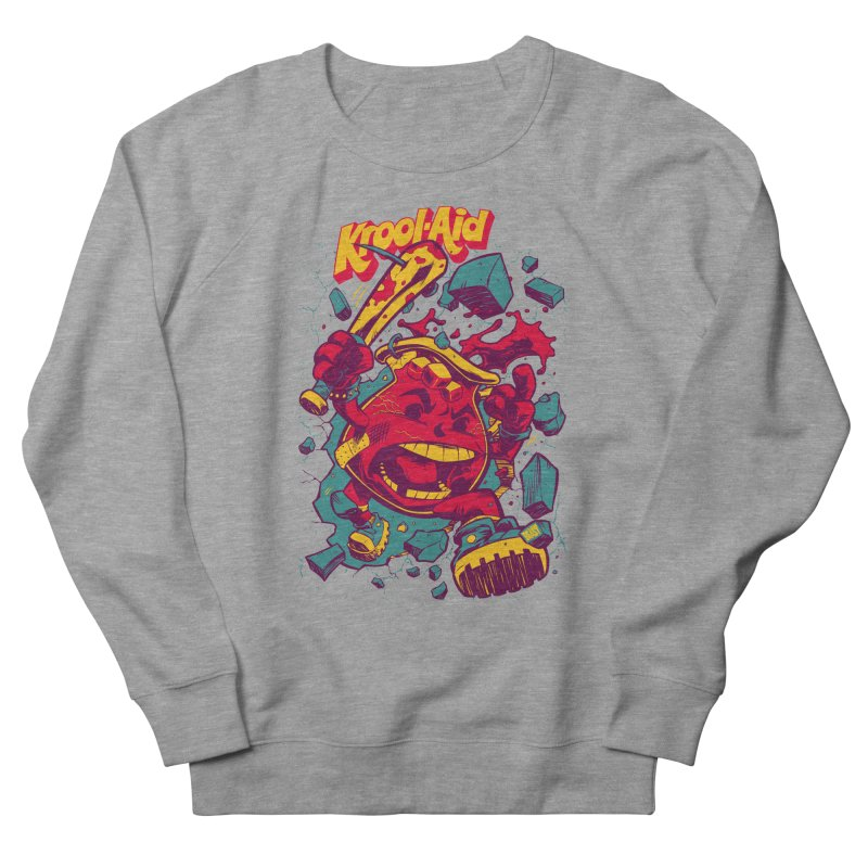KROOL AID Men's Sweatshirt by Beastwreck