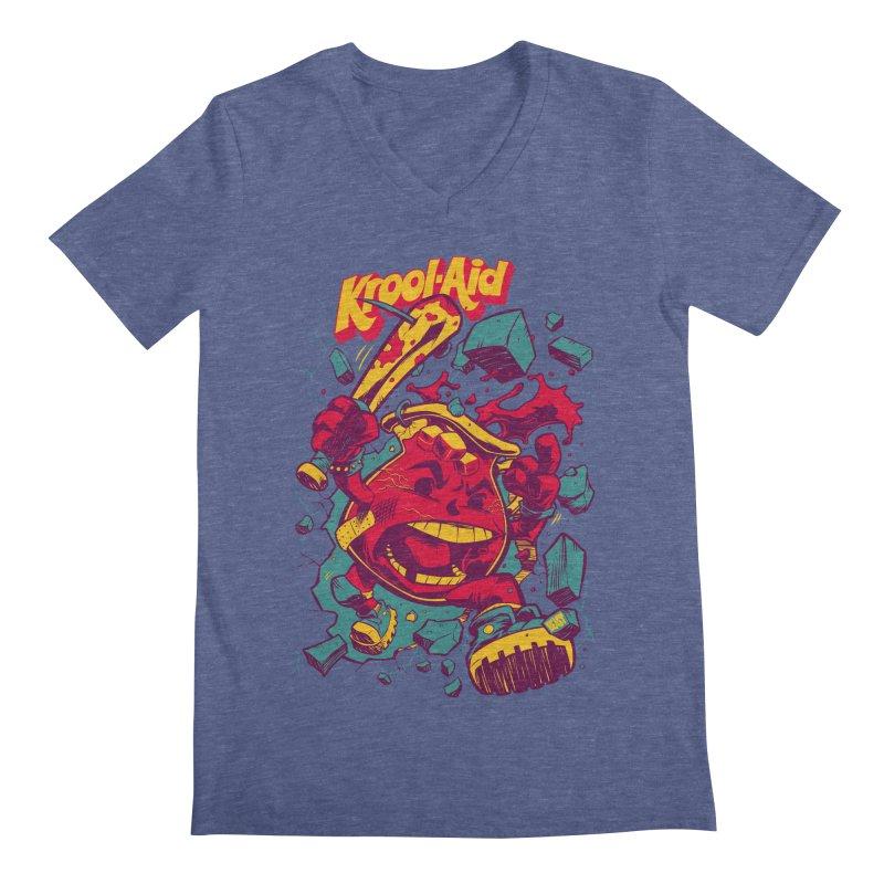 KROOL AID Men's V-Neck by Beastwreck