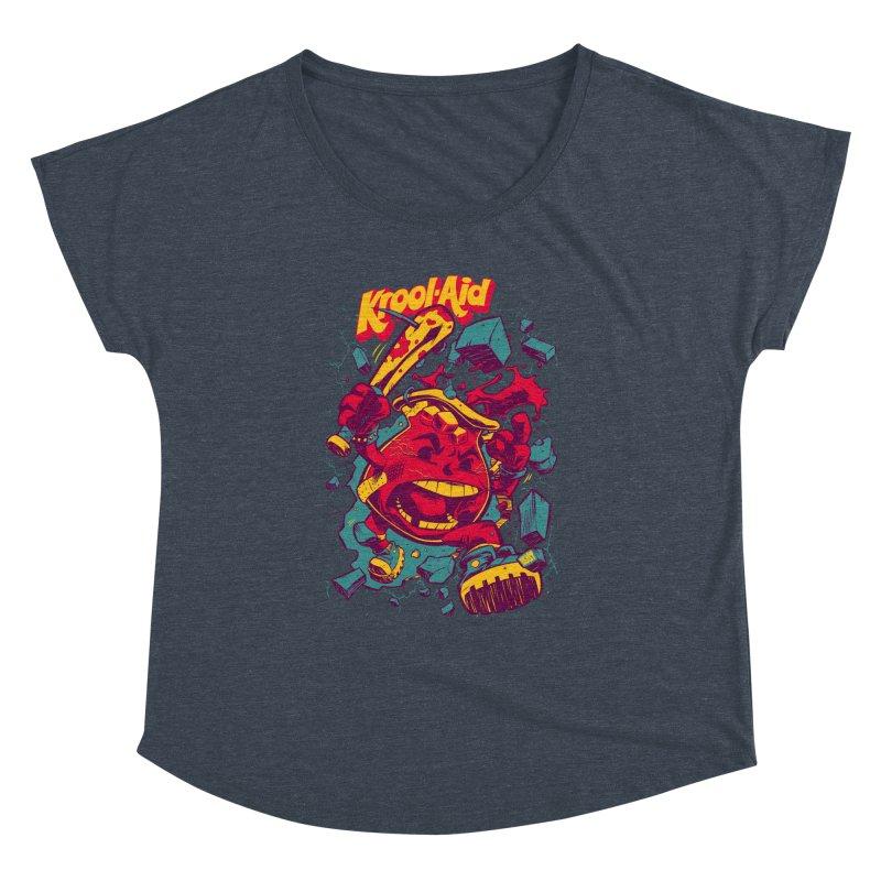 KROOL AID Women's Dolman by Beastwreck