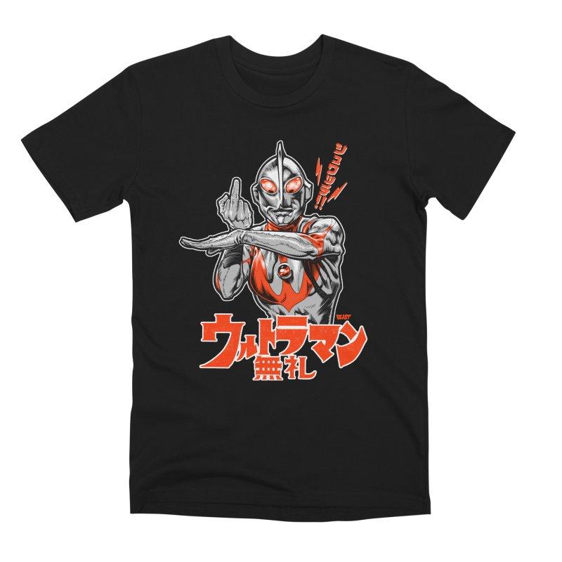 F.U.LTRAMAN Men's T-Shirt by Beastwreck