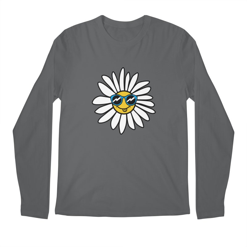 flower blossom Men's Regular Longsleeve T-Shirt by beatbeatwing's Artist Shop