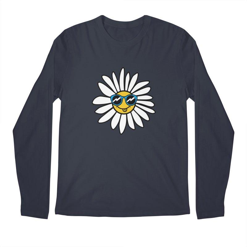 flower blossom Men's Regular Longsleeve T-Shirt by beatbeatwing's Artist Shop
