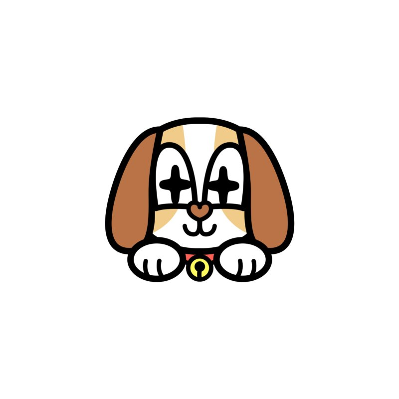 FUNNY DOG by beatbeatwing's Artist Shop