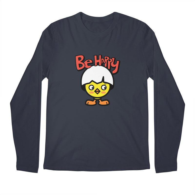 AMAZING EGG Men's Regular Longsleeve T-Shirt by beatbeatwing's Artist Shop