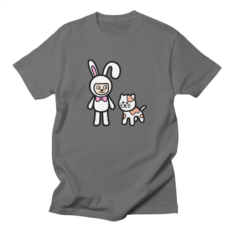 Happy together Men's T-Shirt by beatbeatwing's Artist Shop