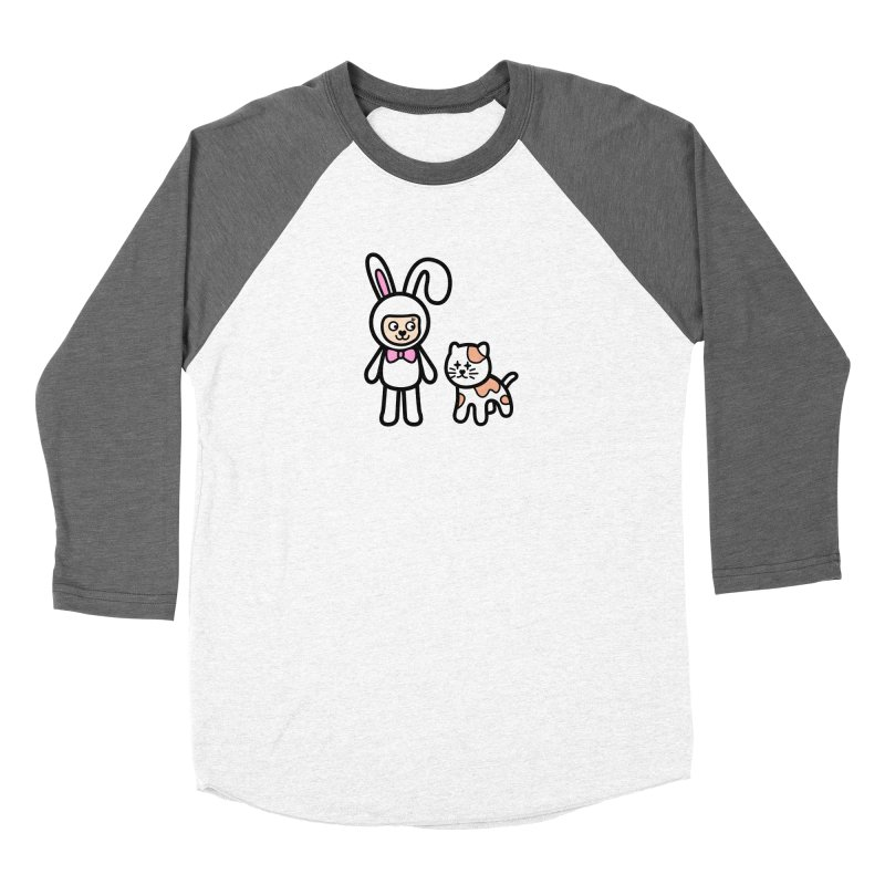 Happy together Women's Longsleeve T-Shirt by beatbeatwing's Artist Shop