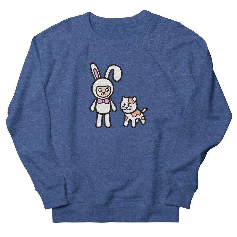 Happy together Women's Sweatshirt by beatbeatwing's Artist Shop