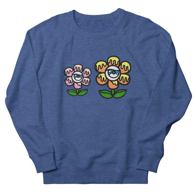 eyes on flower Women's Sweatshirt by beatbeatwing's Artist Shop
