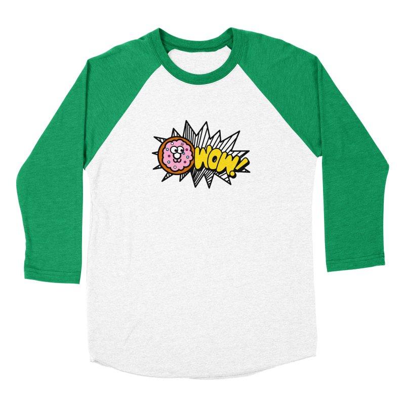 i love cookie Women's Baseball Triblend Longsleeve T-Shirt by beatbeatwing's Artist Shop