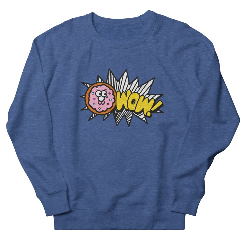 i love cookie Women's French Terry Sweatshirt by beatbeatwing's Artist Shop