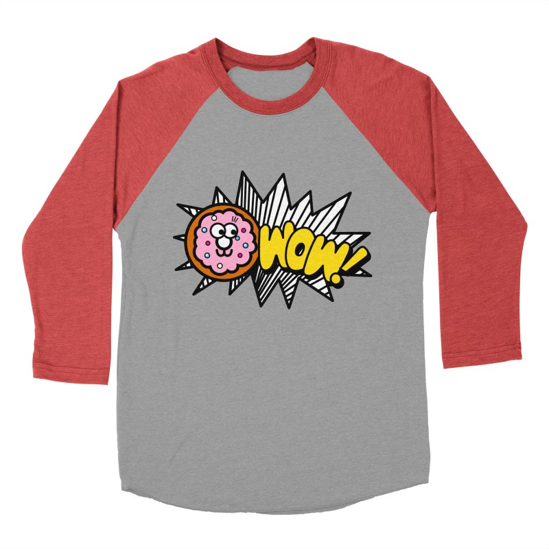 i love cookie Women's Baseball Triblend Longsleeve T-Shirt by beatbeatwing's Artist Shop