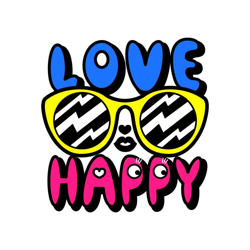 Love Happy by beatbeatwing's Artist Shop