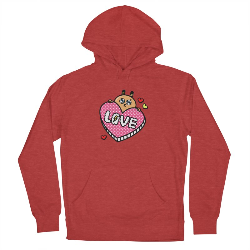 Love is so sweet Men's Pullover Hoody by beatbeatwing's Artist Shop