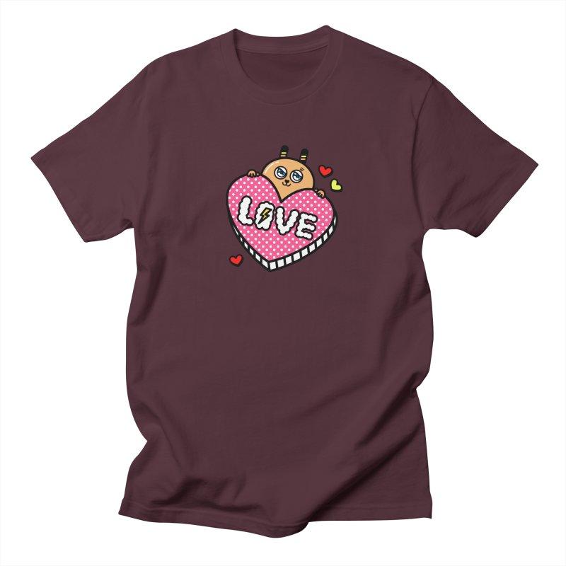 Love is so sweet Men's T-Shirt by beatbeatwing's Artist Shop