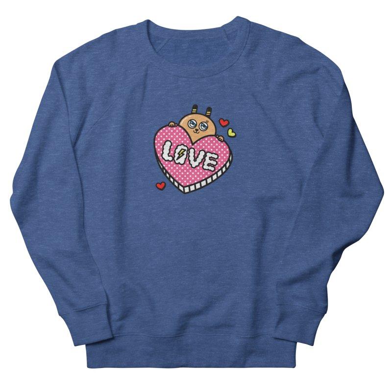 Love is so sweet Women's Sweatshirt by beatbeatwing's Artist Shop