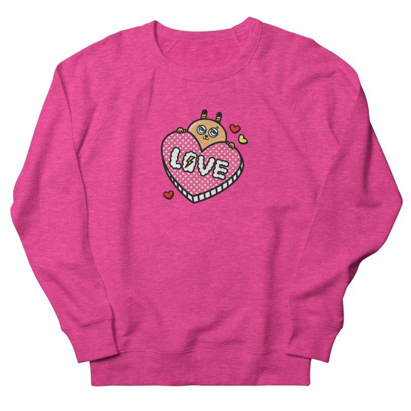 Love is so sweet Men's Sweatshirt by beatbeatwing's Artist Shop