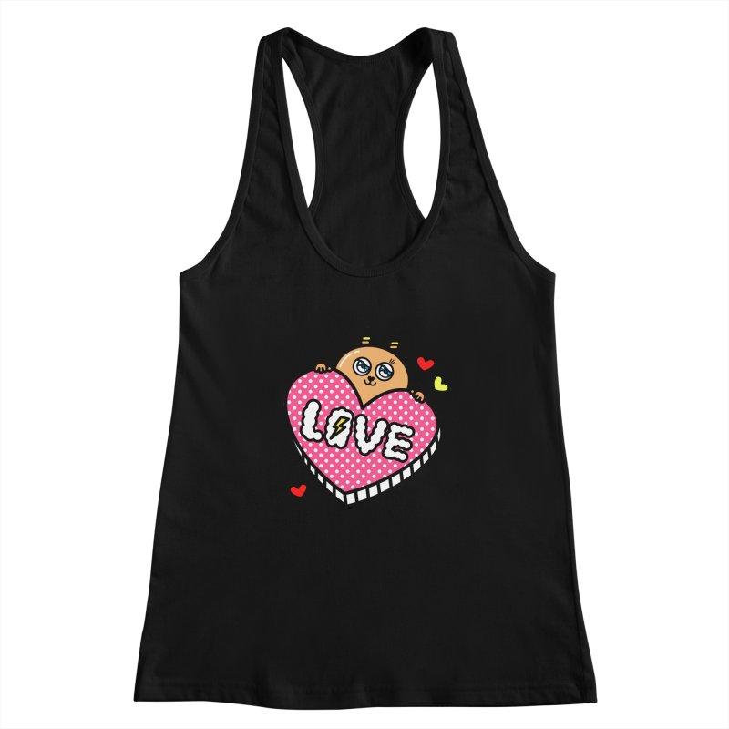 Love is so sweet Women's Tank by beatbeatwing's Artist Shop